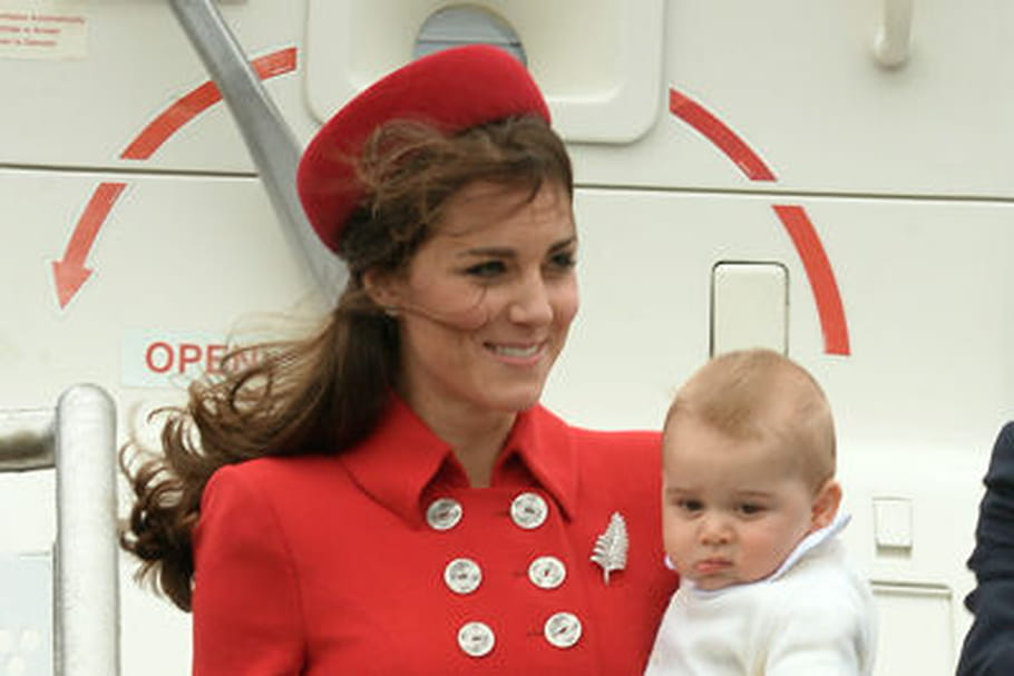 Le look people du jour : Kate Middleton