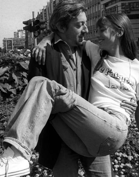 Les années 70 : Jane Birkin