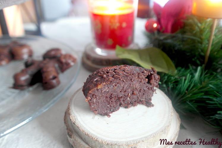 Moelleux au chocolat, noix de coco, courgettes et patates douces