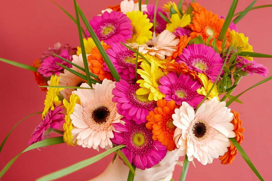 UberEats livre désormais vos fleurs en 30minutes