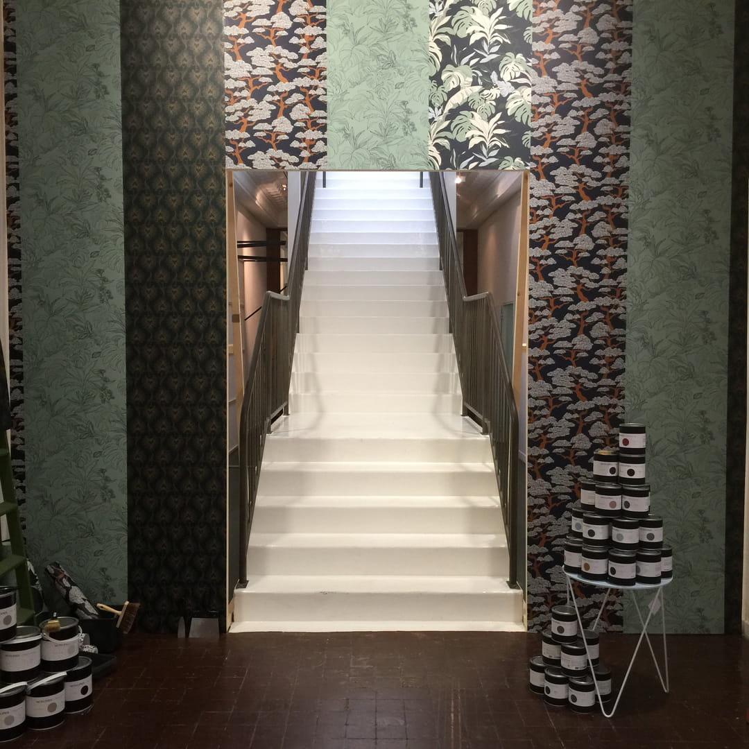 monoprix lance une gamme de peintures. Black Bedroom Furniture Sets. Home Design Ideas