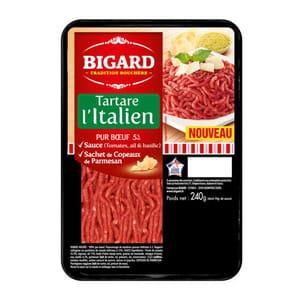 tartare italien de bigard