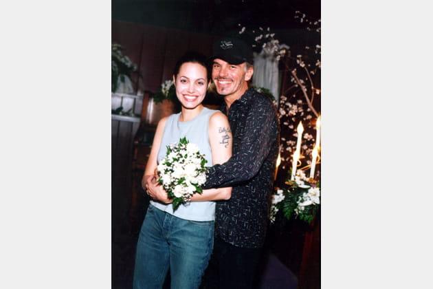 Angelina Jolie et Billy Bob Thornton