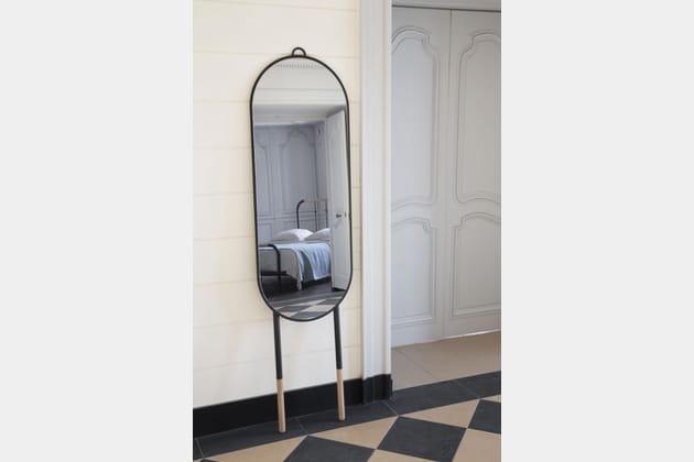 Miroir Psyche My Lord par Les iResistub
