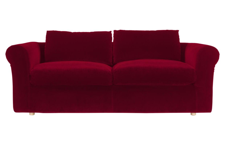 canap lit louis par habitat. Black Bedroom Furniture Sets. Home Design Ideas
