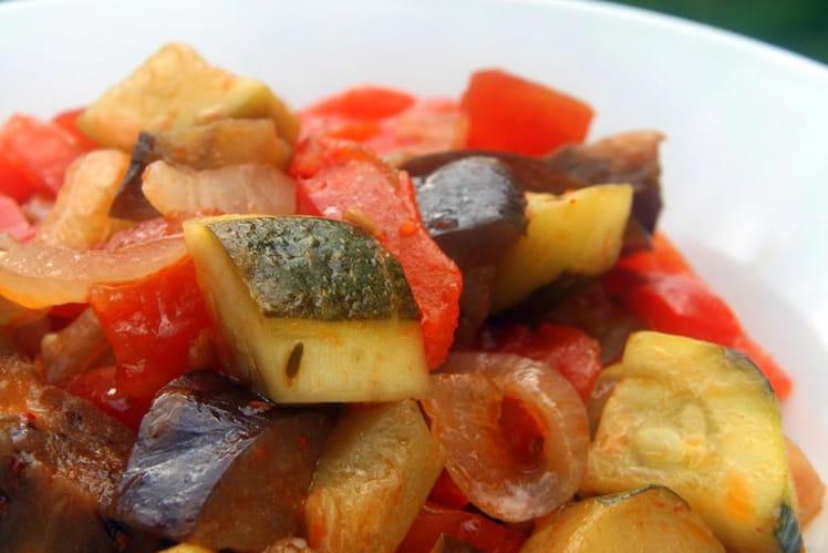 Ratatouille au piment d'Espelette