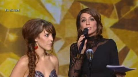 Victoires de la Musique : malaise entre Zaz et Virginie Guilhaume