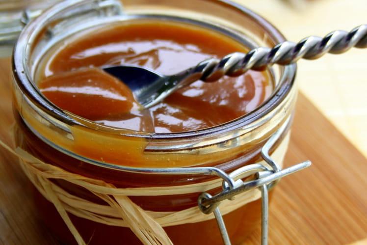 Caramel au beurre salé rapide