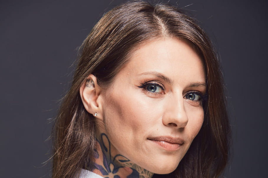 Fanny Maurer, nouvelle make-up artist Clarins