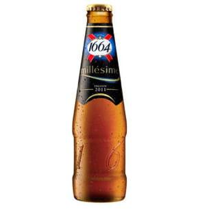 bière 1664 millésime de kronenbourg