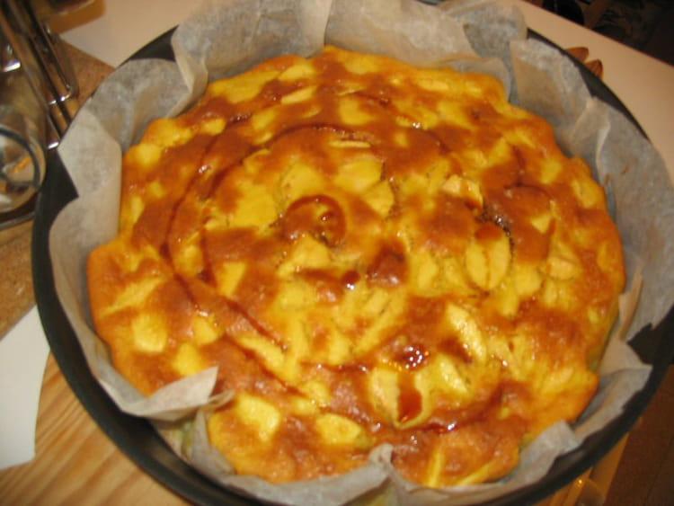moelleux pommes/poires