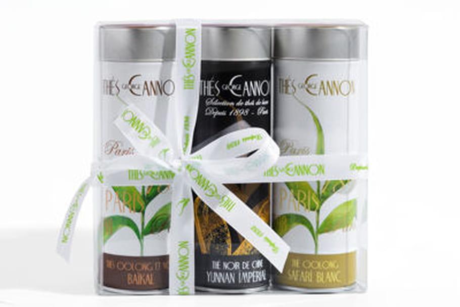 Concours mensuel : gagnez des coffrets de thés George Cannon