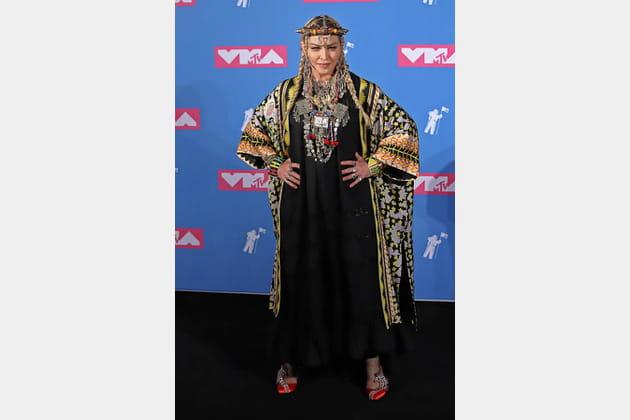 Madonna aux MTV Video Music Awards