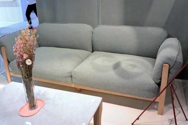 canap prosper hart. Black Bedroom Furniture Sets. Home Design Ideas