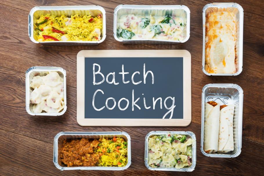 Batch cooking: exemples de menu, idées recettes, conservation
