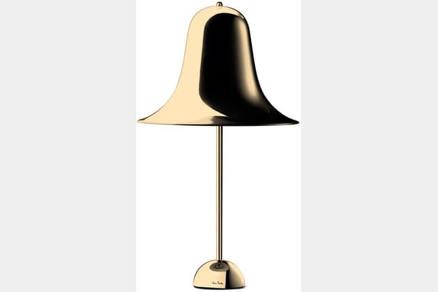 Lampe Verpan Pantop par Camif