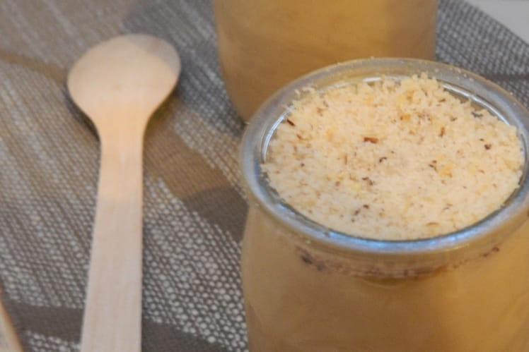 Pâtes riso version sucré [sans plv!]