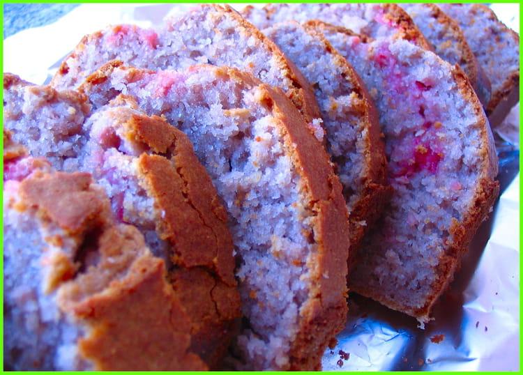 Cake Fraise Tagada Avec Beurre
