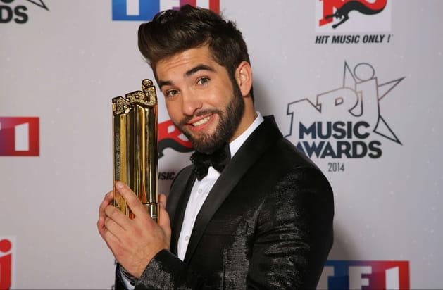 Kendji aux NRJ Music Awards