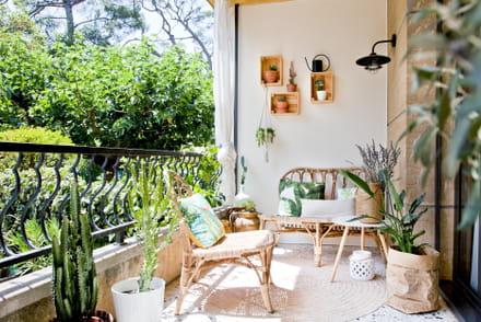 Idée Déco Salon De Jardin