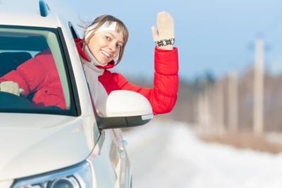 Préparer son auto en hiver