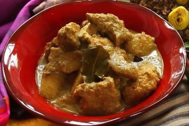 Curry de porc