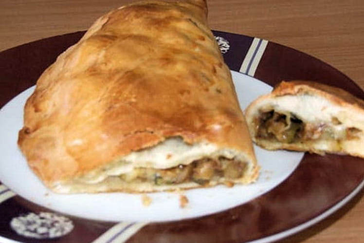 Calzone simple et rapide