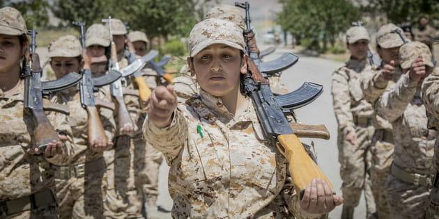 femmes en irak2