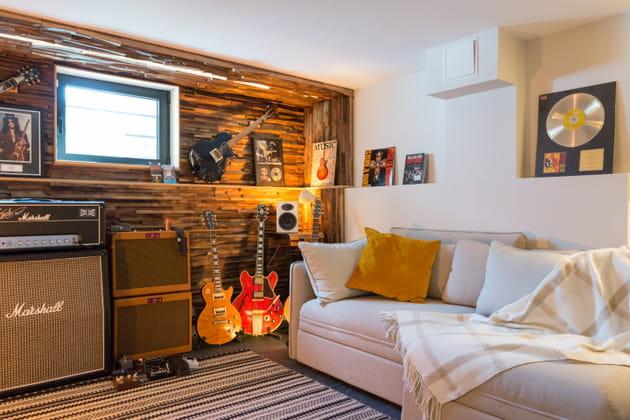 Une chambre pour les mélomanes