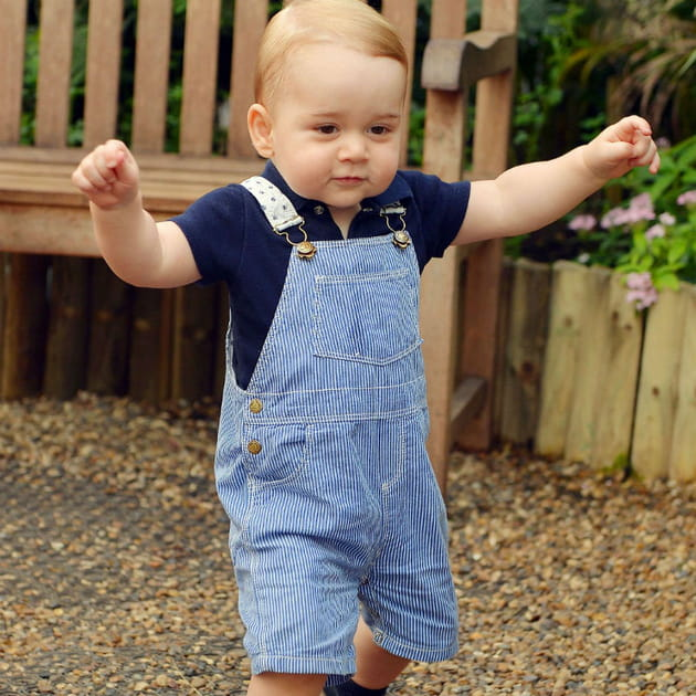 Prince George, star influente