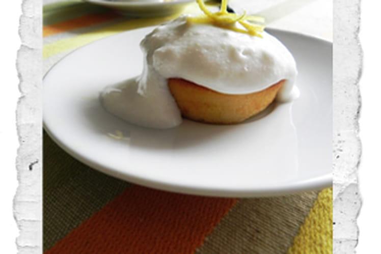 Muffins aux citrons