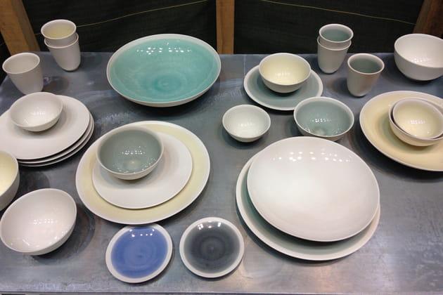 Vaisselle en céramique Jars