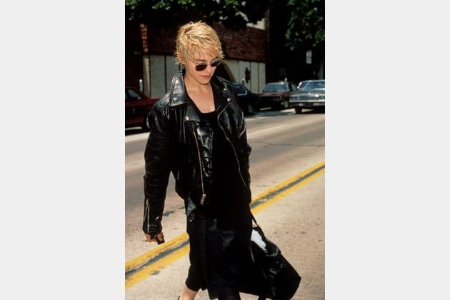Madonna le 2février 1992
