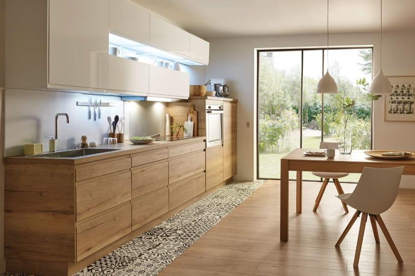 21 cuisines conforama pour trouver la v tre. Black Bedroom Furniture Sets. Home Design Ideas