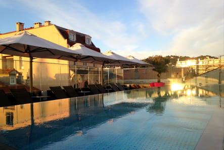 Une piscine de rêve