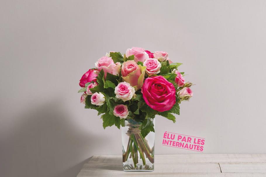 Interflora (re)signe un bouquet solidaire