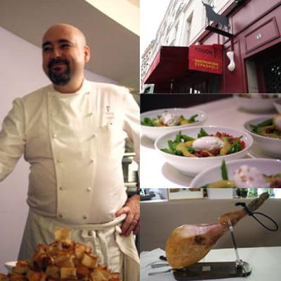 alberto herráiz / le restaurant quai saint-augustin