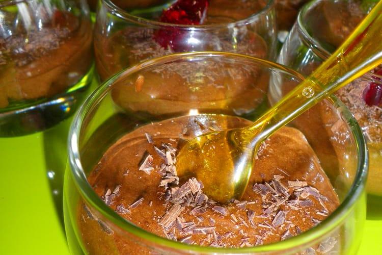 Mousse au chocolat exceptionnelle