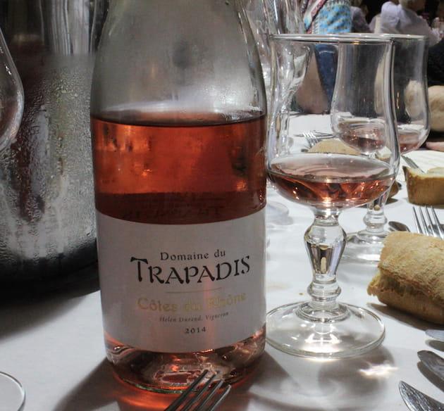 Un bon vin bio