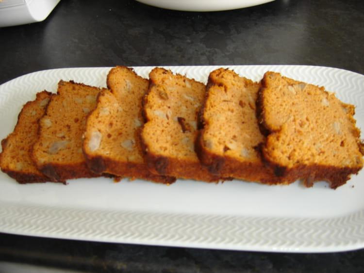 Recette De Cake Au Thon Tomate Et Fromage La Recette Facile