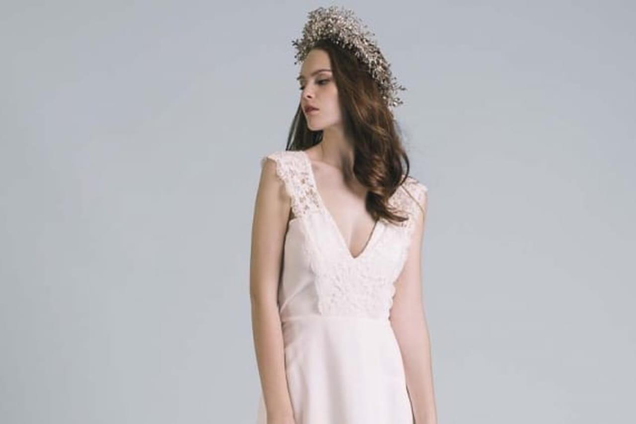40890356e1b 30 robes de mariée bohème pour mariées romantiques