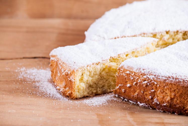 Gâteau au yaourt onctueux