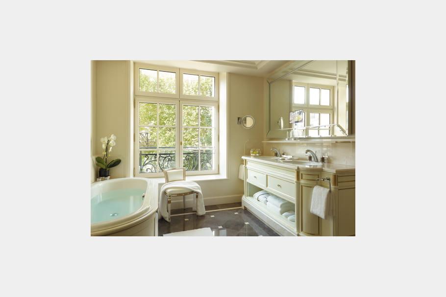 Les salles de bains