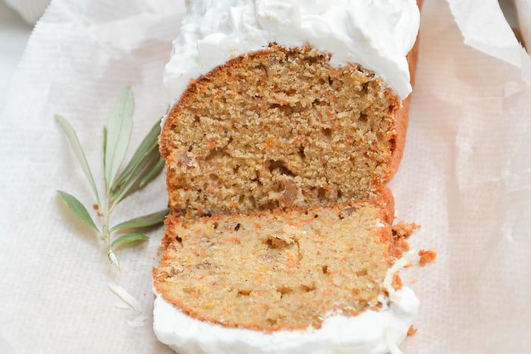Carotte Cake fondant