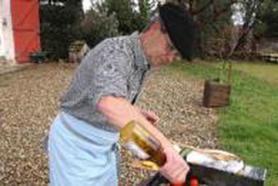 Foire de Paris 2012: le championnat de cuisine à la plancha en direct