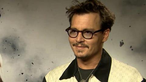 Lone Ranger : rencontre avec Johnny Depp
