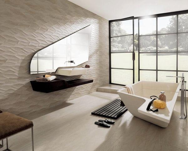 Vasque et meuble spirit de porcelanosa for Meuble salle de bain porcelanosa prix