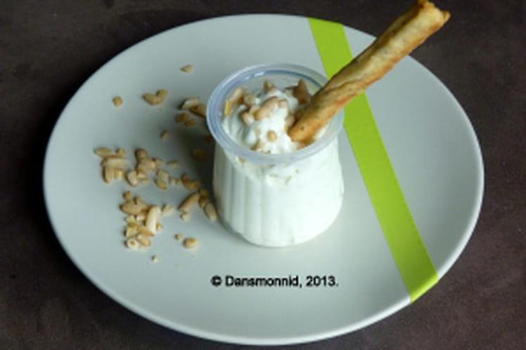 Espuma de concombre