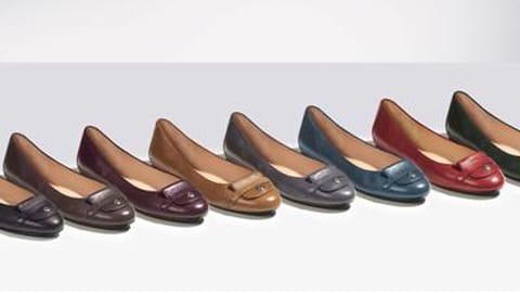 La nouvelle collection de chaussures signée Longchamp