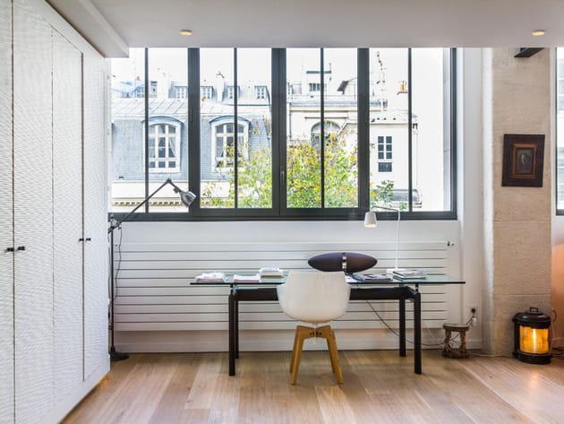 Un bureau d'architecte